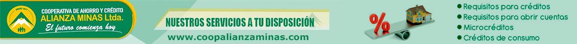 Cooperativas de ahorro y crédito Alianza Minas Quito